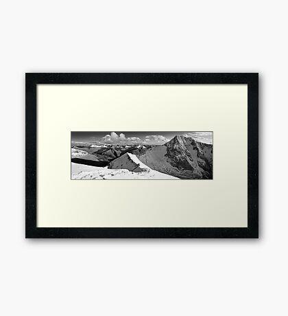 Ben Nevis North Face Framed Print