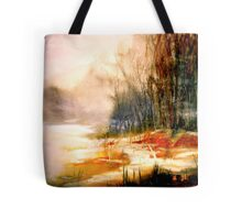 The First Warmth.. Tote Bag