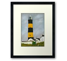 St. John's Point Lighthouse Framed Print