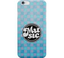 Play the Music iPhone Case/Skin