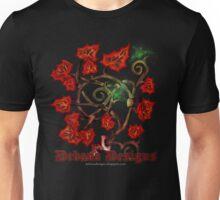 Flaming bush Unisex T-Shirt