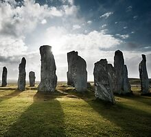 Callanish Standing Stones by Justin Foulkes