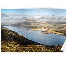 Bassenthwaite Lake - Cumbria Poster