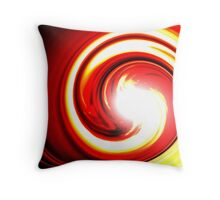 come on in that's one cool pillow Throw Pillow