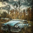 Blue Edsel by tjdewey
