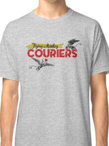 Wizard of Oz Inspired - Flying Monkey Courier Service - Flying Monkeys Classic T-Shirt