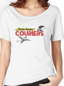 Wizard of Oz Inspired - Flying Monkey Courier Service - Flying Monkeys Women's Relaxed Fit T-Shirt
