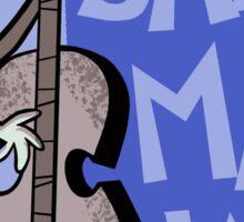 Jazz Man, Jazz Sticker