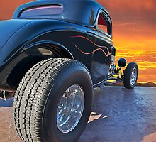 1934 Ford Lakester Coupe by DaveKoontz
