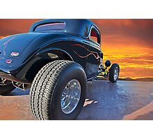 1934 Ford Lakester Coupe Photographic Print