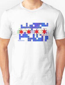 Tetris Chicago T-Shirt