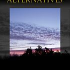Alternatives - eBook cover by SophiaDeLuna