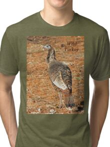 Wild Turkey Tri-blend T-Shirt