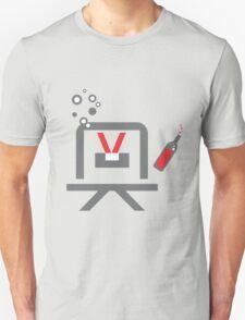 The Drunken Robot T-Shirt