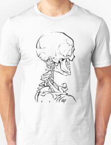 Skeleton Study T-Shirt