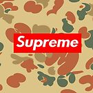 Camo Supreme by Brandon Moore