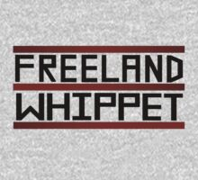 SCRAPPER FREELAND WHIPPET by TheSCRAPPER
