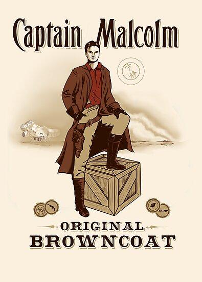 Captain Malcolm  by sponzar