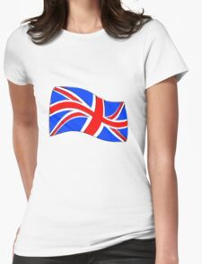 Best of British Womens Fitted T-Shirt