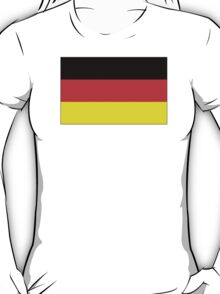 German Flag T-Shirt