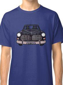 Black Volvo Cats Classic T-Shirt