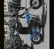Wharf Rat Rally iPhone case by HiDefRods