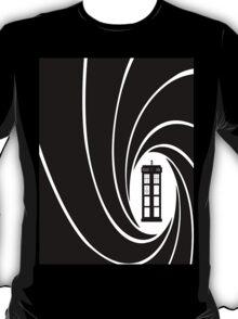 Tardis Bond T-Shirt