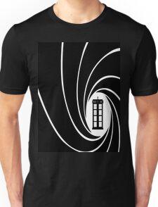 Tardis Bond Unisex T-Shirt
