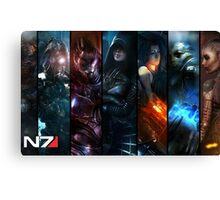 N7 Veteran Canvas Print