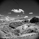Sand + Rock by Jennifer Gibson