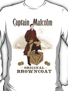 Captain Malcolm  T-Shirt