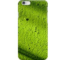 Green Texture iPhone Case/Skin