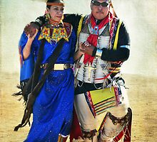 The Pow Wow Dance by Barbara Manis