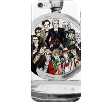 The clock strikes 12 iPhone Case/Skin