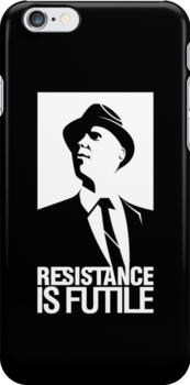 Resistance is Futile by Mandrie