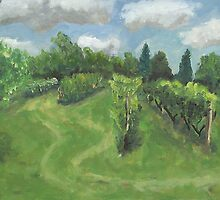 Vineyard by drewkrispies