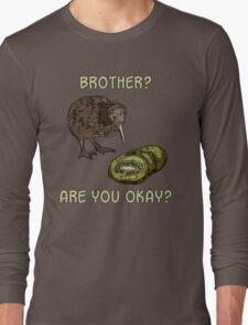 The Kiwi is Dead Long Sleeve T-Shirt