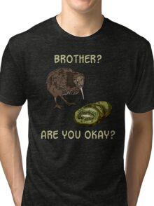 The Kiwi is Dead Tri-blend T-Shirt