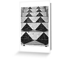 Lonely steps.... Greeting Card