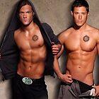 Supernatural - Sam & Dean by Elizabeth Coats