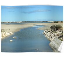 Coorong National Park-  South Australia Poster