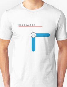 Ellesmere station Unisex T-Shirt