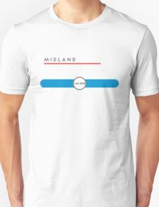 Midland station Unisex T-Shirt
