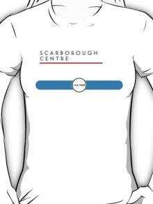 Scarborough Centre station T-Shirt