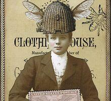 Bee Bonnet by WinonaCookie