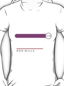 Don Mills station T-Shirt