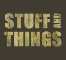 Stuff and things by Thunz