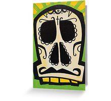 sugartooth Greeting Card