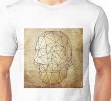 facet skull Unisex T-Shirt