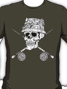 FIshermans Skull T-Shirt